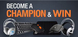 SteelSeries Champions Club on Facebook